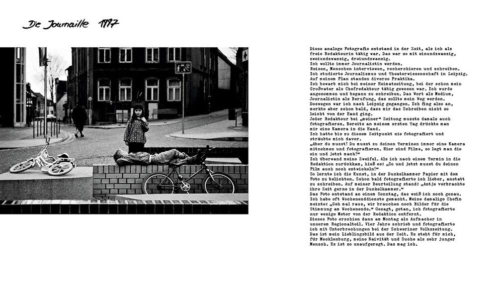 TRÜMMER - ein Bilderbuch