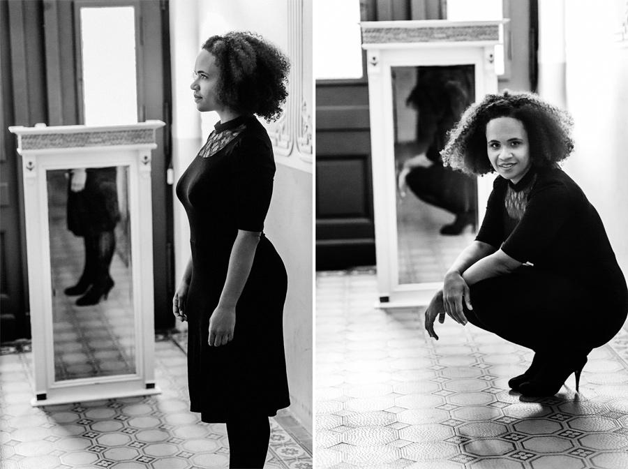 Künstlerfotos, Anna-Bineta-Diouf