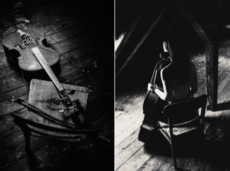 Künstlerfotos, Sarah-Luise-Raschke - Cellistin