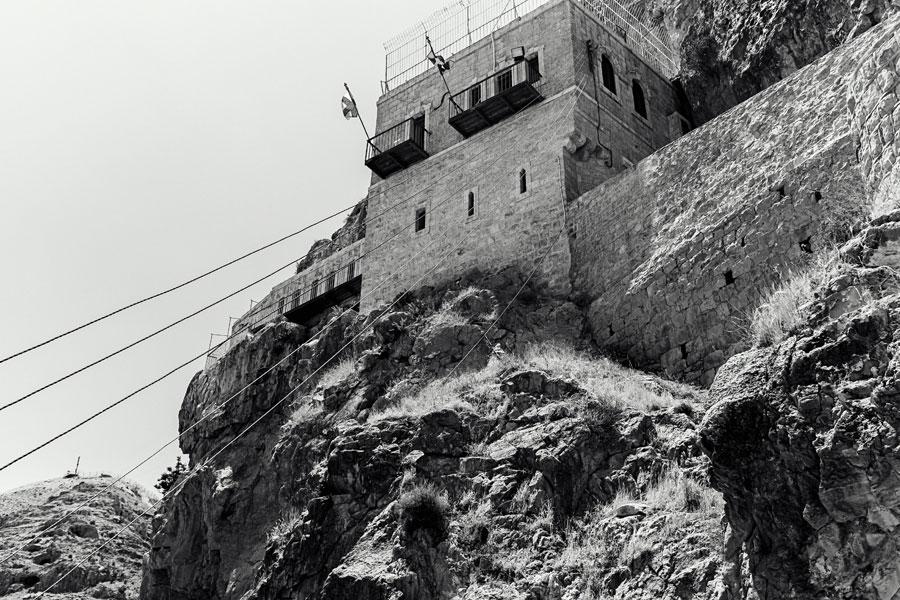 Jericho - Kloster der Versuchung