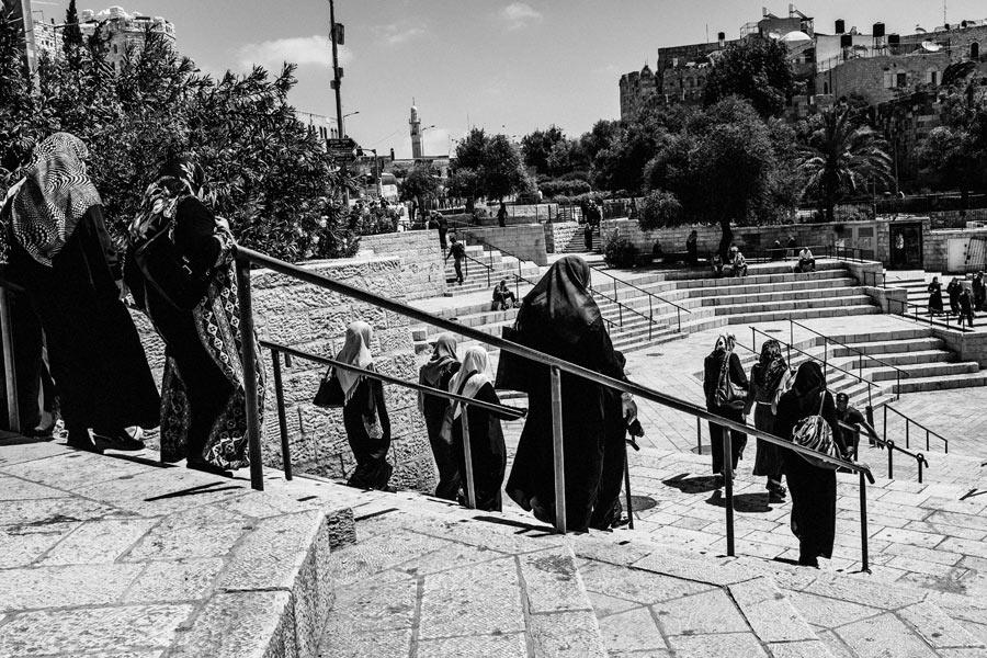 Jerusalem, Damaskustor