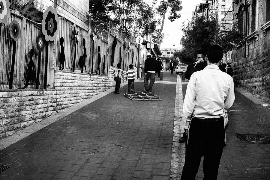 Orthodox-Jüdisches Viertel Jerusalem