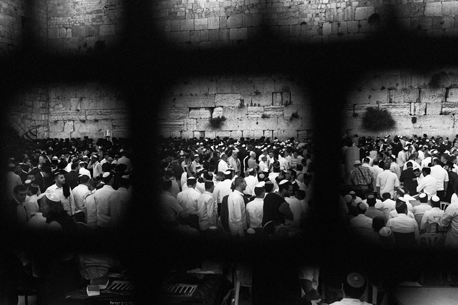 Am Shabbat in Jerusalem