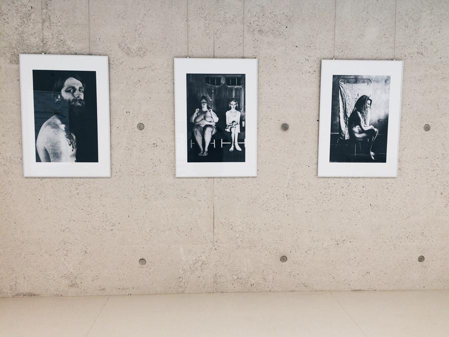 """Fotoaustellung """"mensch"""" in der Hochschule Mittweida"""