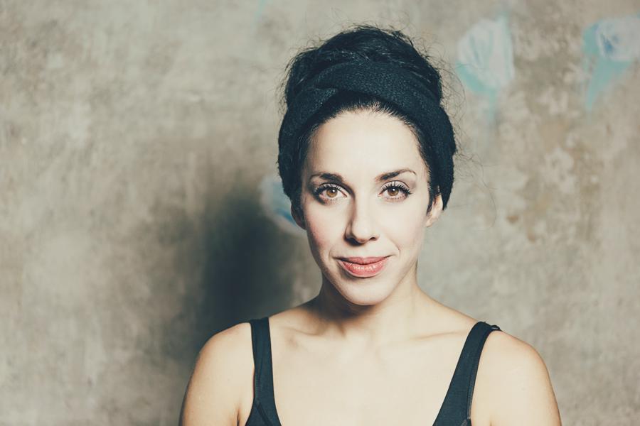 Elena Maria Pia Lorenzon - Schauspielerfotos Leipzig