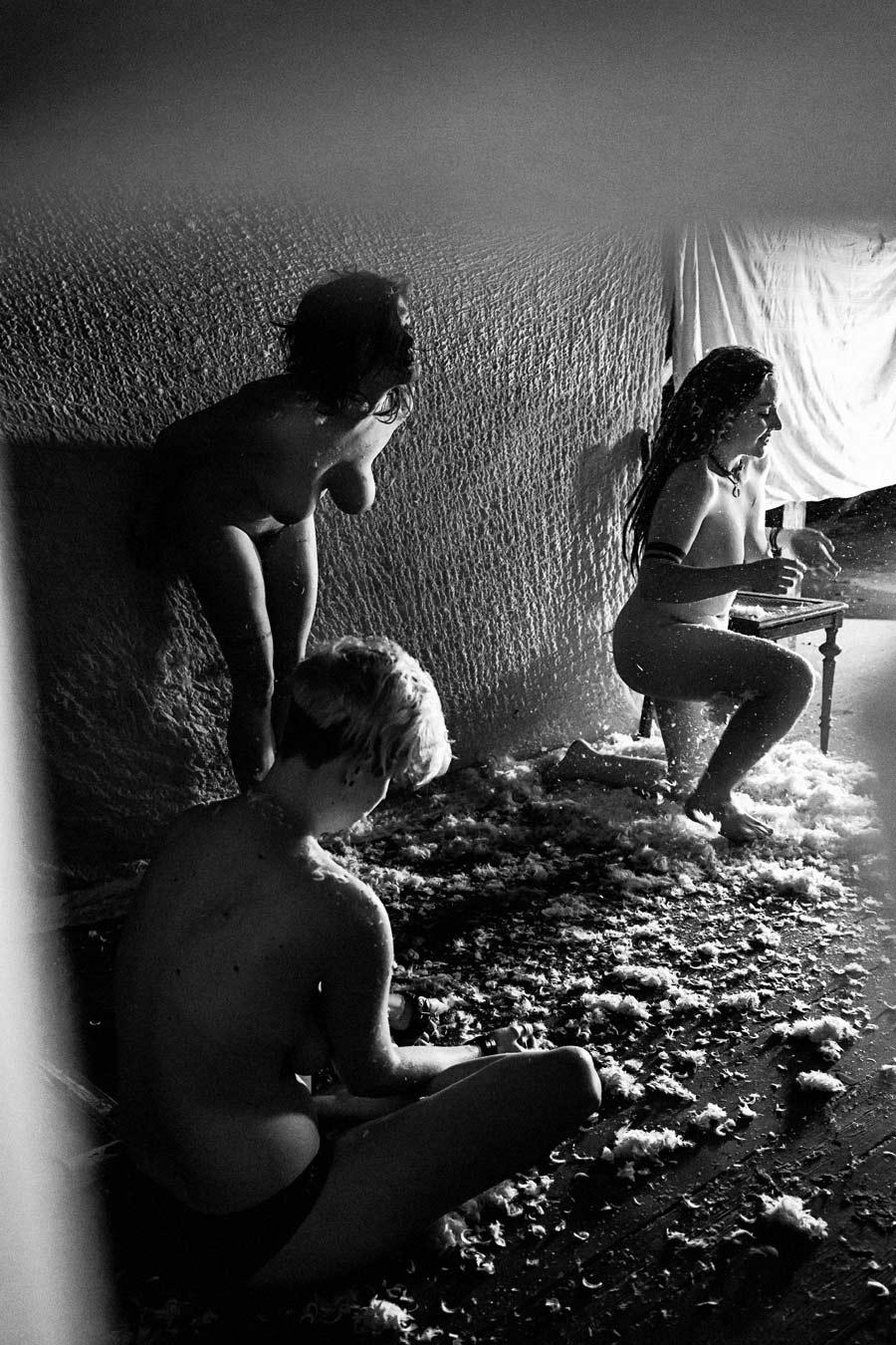 Die Essenz der Dinge, eine Fotoserie von Antje Kröger