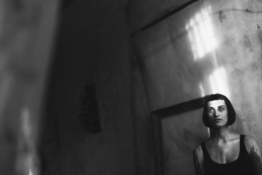Wanderpflicht, eine Fotoserie von Antje Kröger