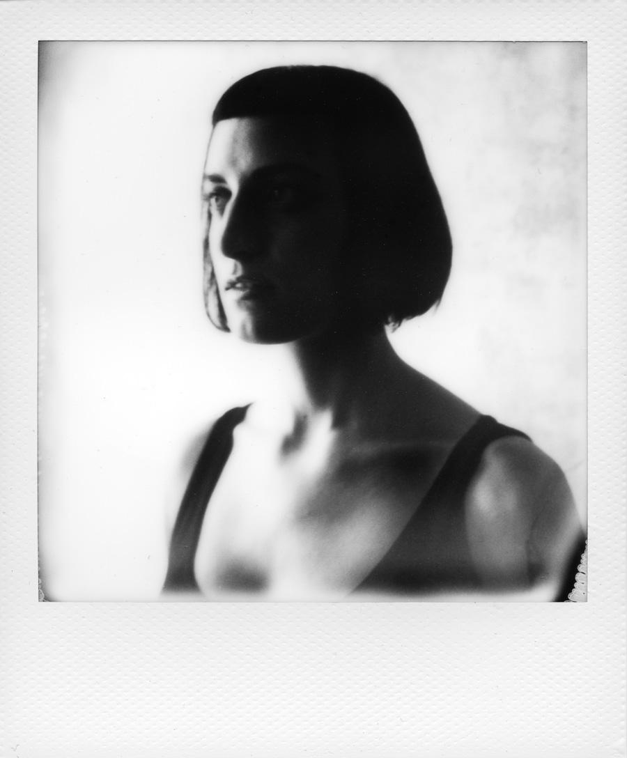 Polaroid Antje Kröger