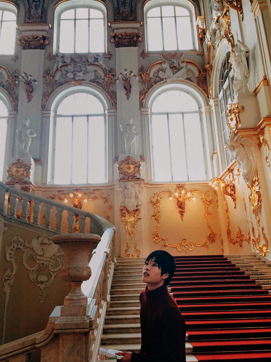 St. Petersburg - Saint Petersburg, Eremitage