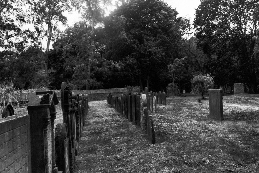 Jüdischer Friedhof an der Okopowa-Straße