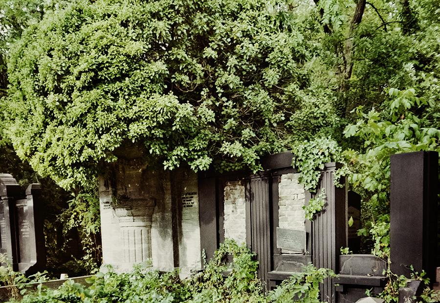Jüdischer Friedhof Berlin-Weißensee