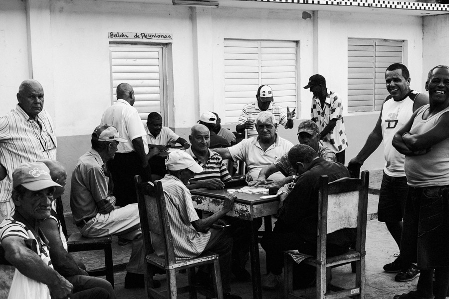 Kuba, Oktober 2016 –Trinidad