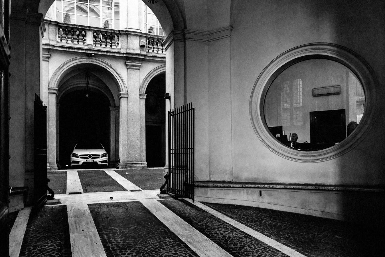 Italien - eine Winterreise (Januar 2017: Rom, Florenz, Bologna)