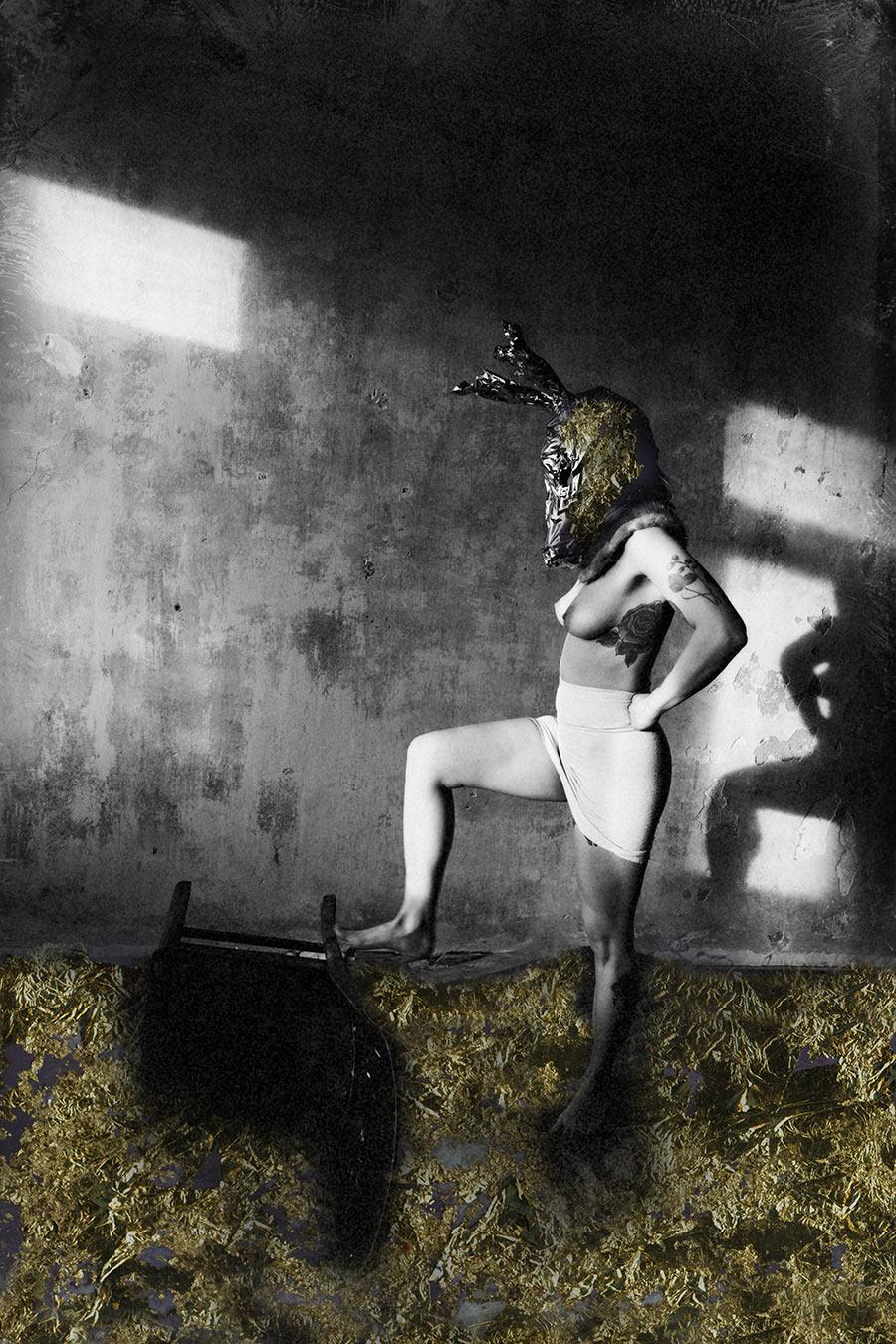 Hindin Fotoserie Antje Kroeger