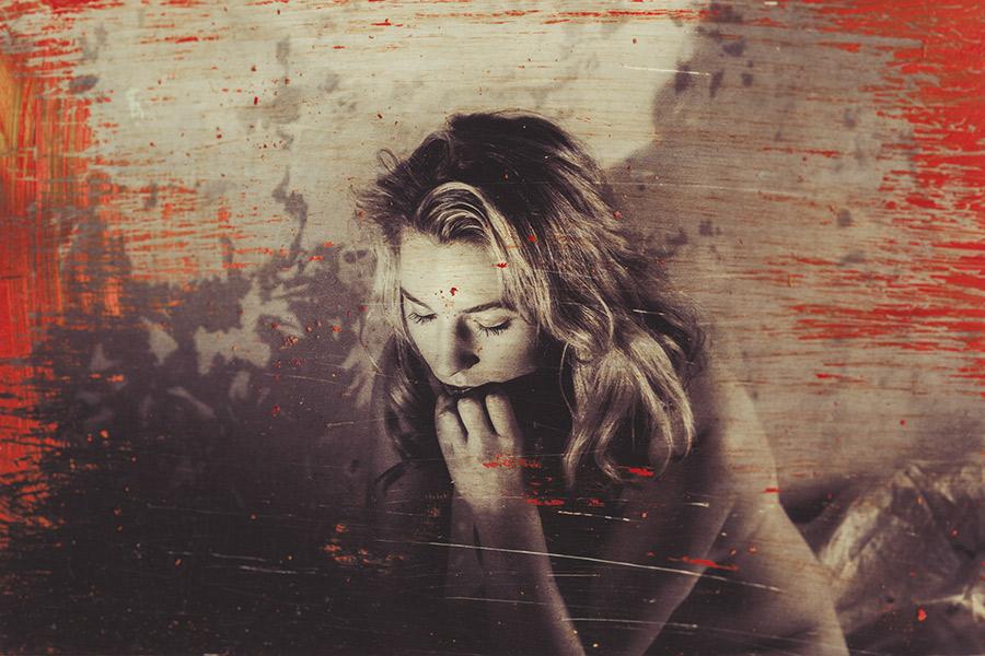 Marter Fotoserie Antje Kroeger