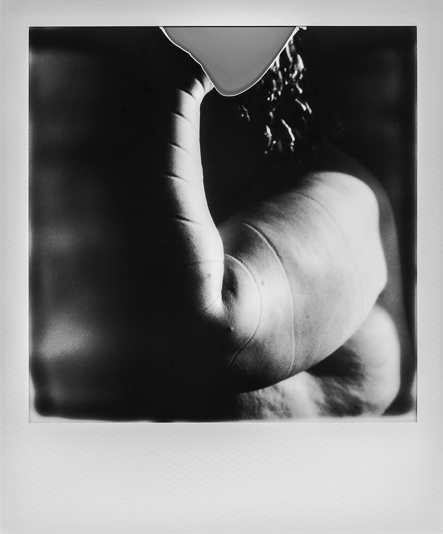 Polaroid, Korpus, Antje Kroeger