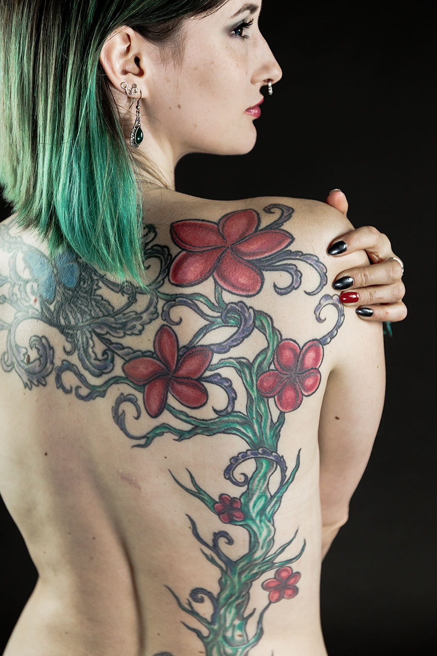 Grassi invites 4 Tattoo&Piercing – Antje fotografiert