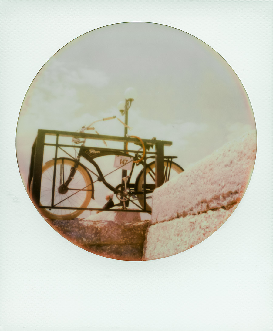 Athen Griechenland Polaroid Impossible