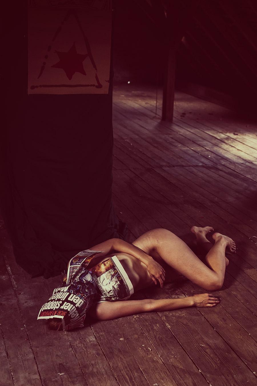 Freier Mut, politische Fotografie