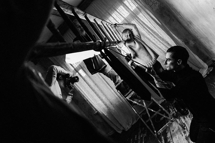 Intensiv-Fotoworkshop PORTRAIT: DREI TAGE KREATIVITÄT, TIEFE & MENSCHENKUNDE