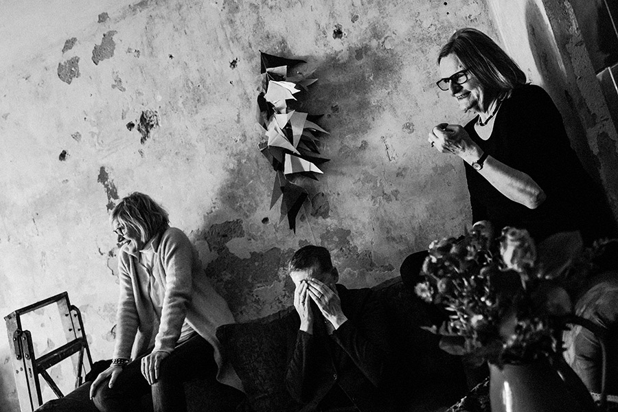 Intensiv-Fotoworkshop PORTRAIT im November - ein Rückblick