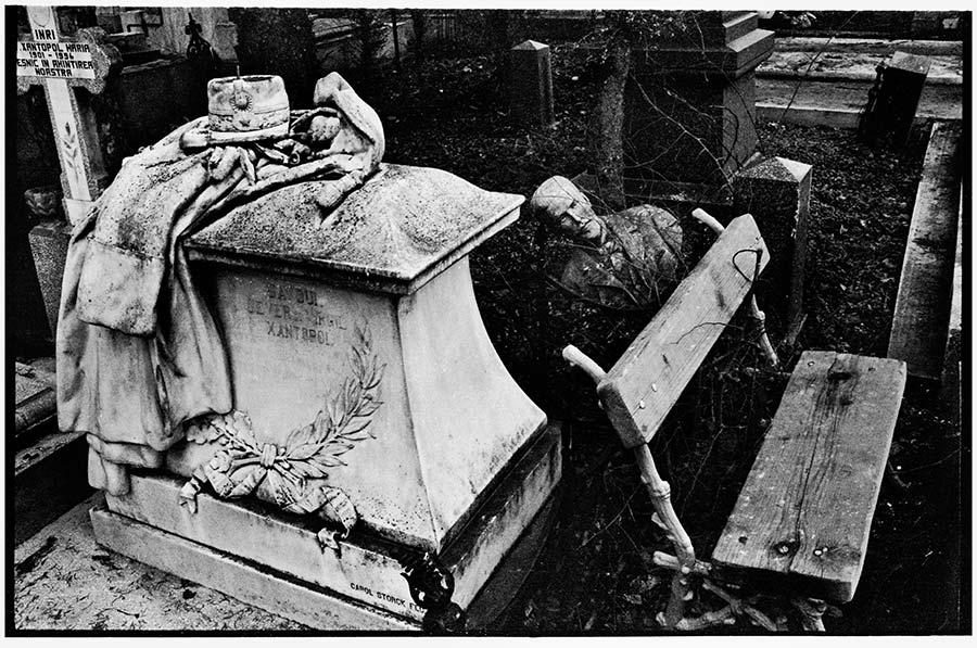 Rumänien - Bukarest -Cimitirul Șerban Vodă -Bellu-Friedhof