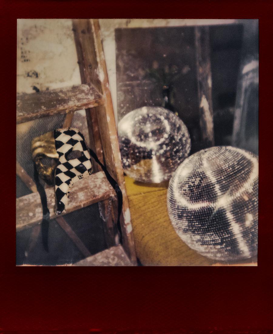 Polaroid by antje kroeger