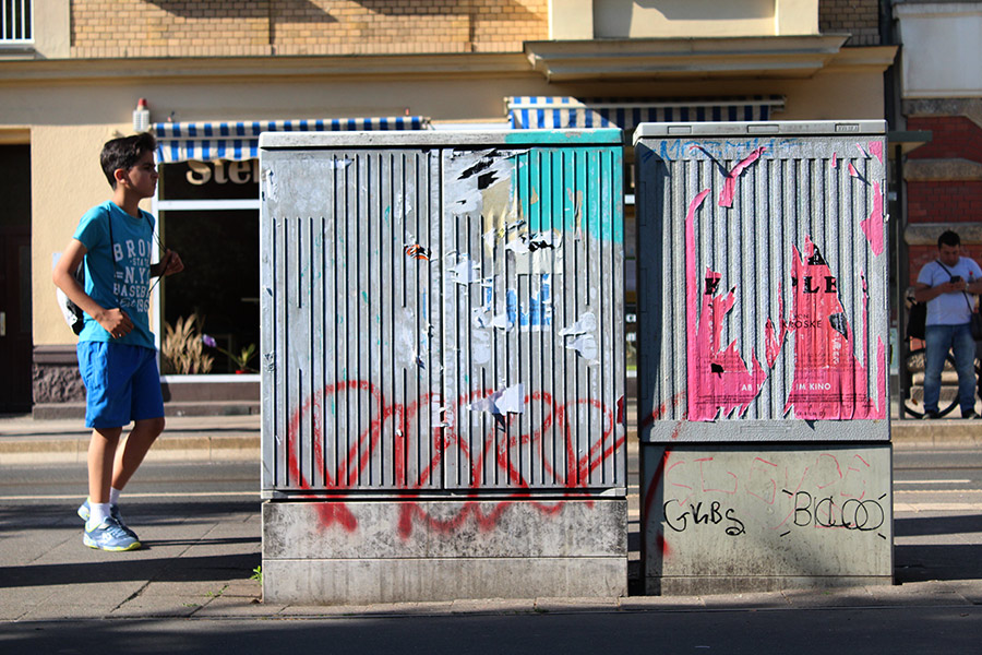 adidas - Streetphotography - Workshopadidas - Streetphotography - Workshop