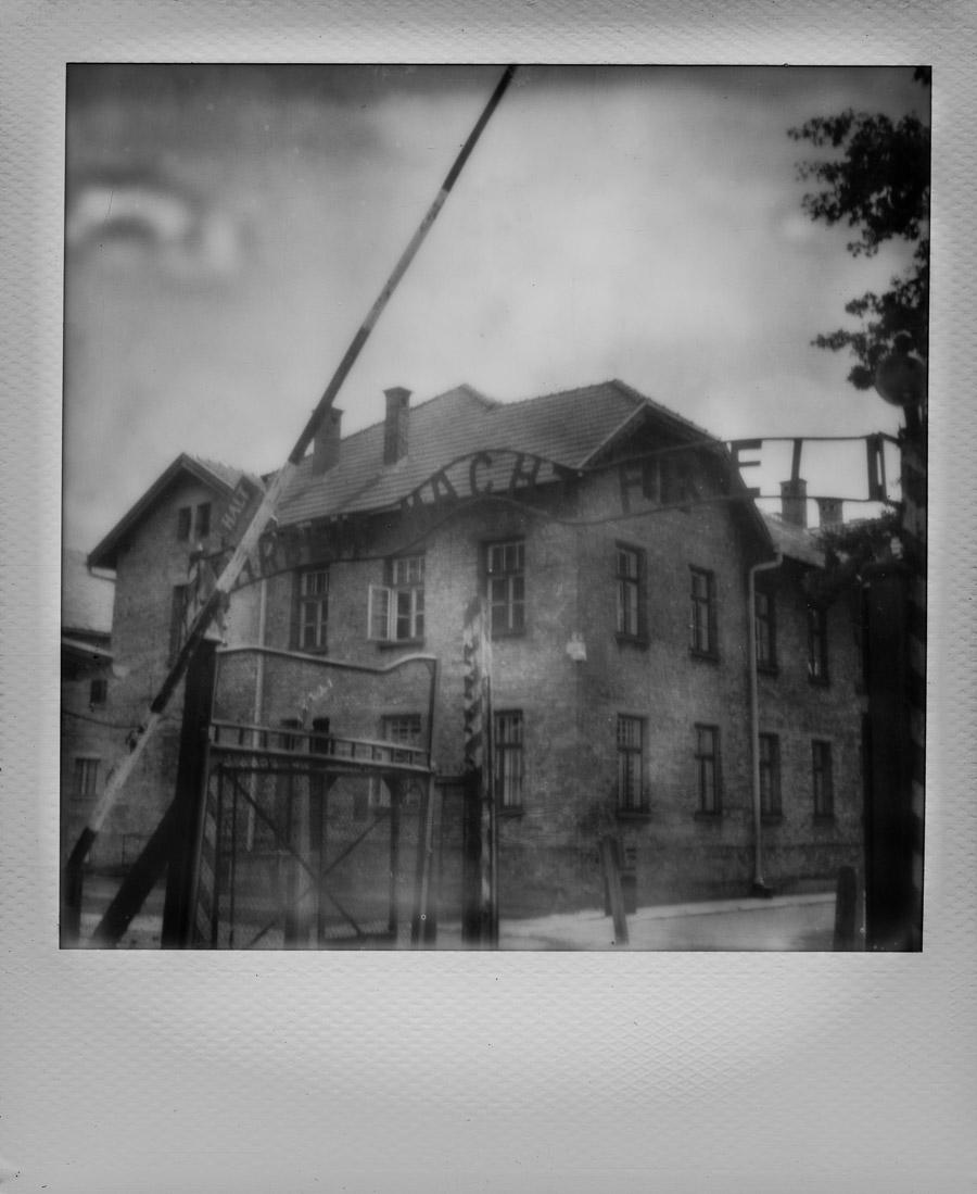 Oświęcim Auschwitz Antje Kröger Fotokunst