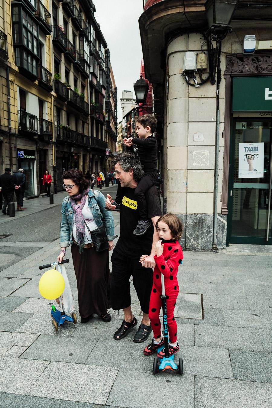 Saragossa, Bilbao, Santander, Barcelona, Spanien