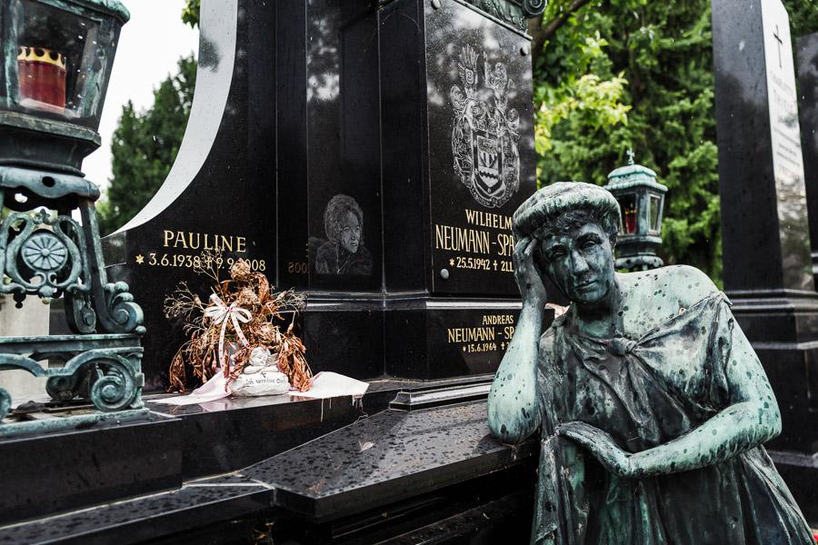 Wien - Zentralfriedhof Antje Kröger Reisereportage