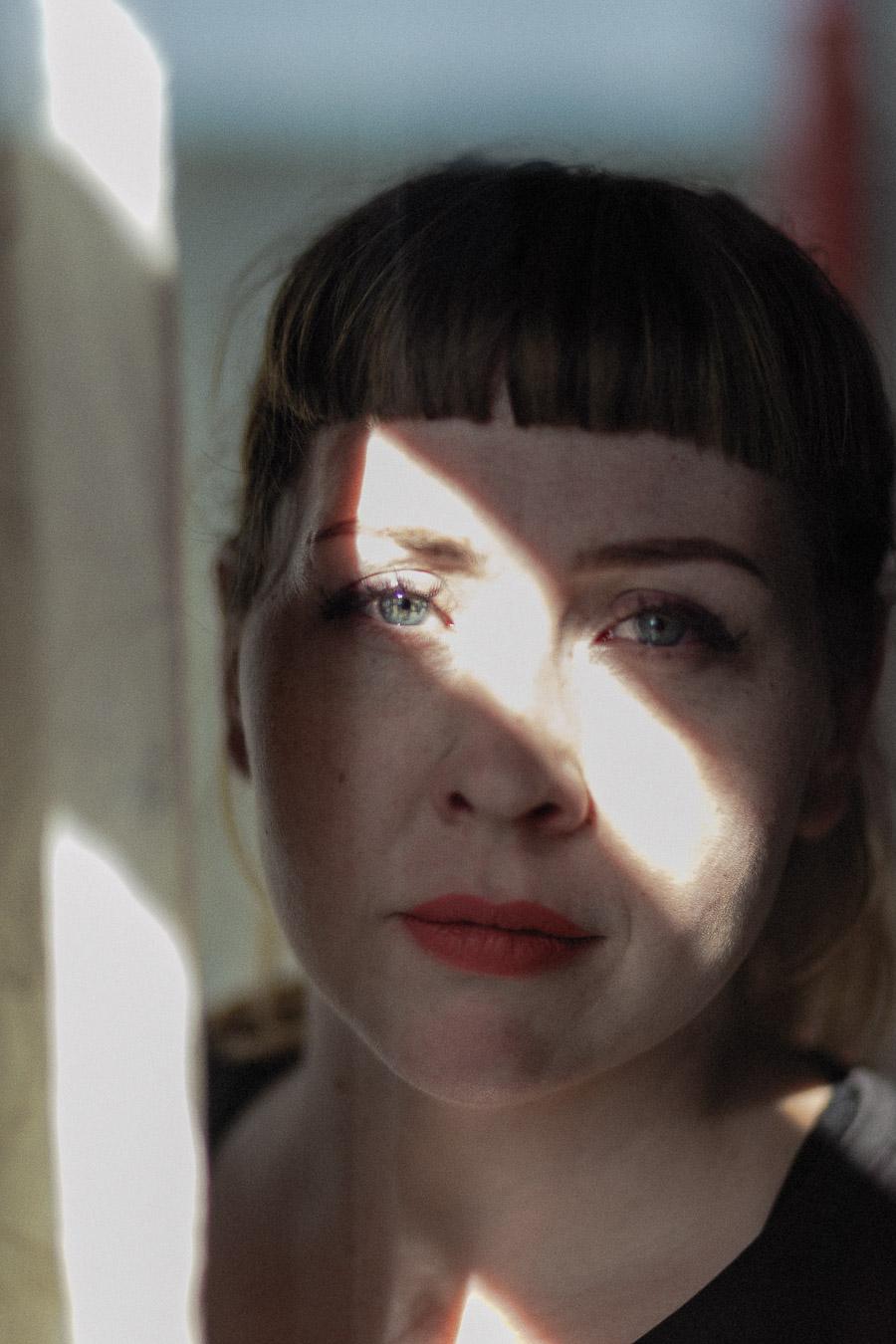 FOTOWORKSHOP: Licht, Gestaltung, Farbe - das kreative Porträt