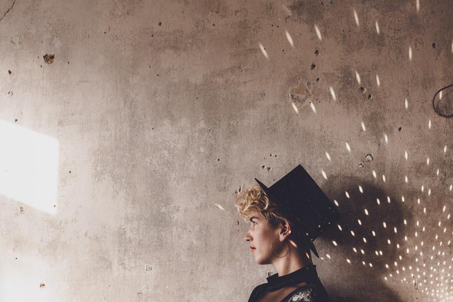 Melpomenē-Fotoserie von Antje Kroeger