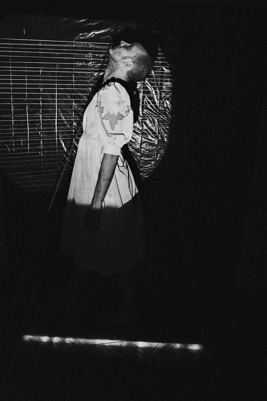 CAMERA OBSCURA, Fotoserie von Antje Kröger