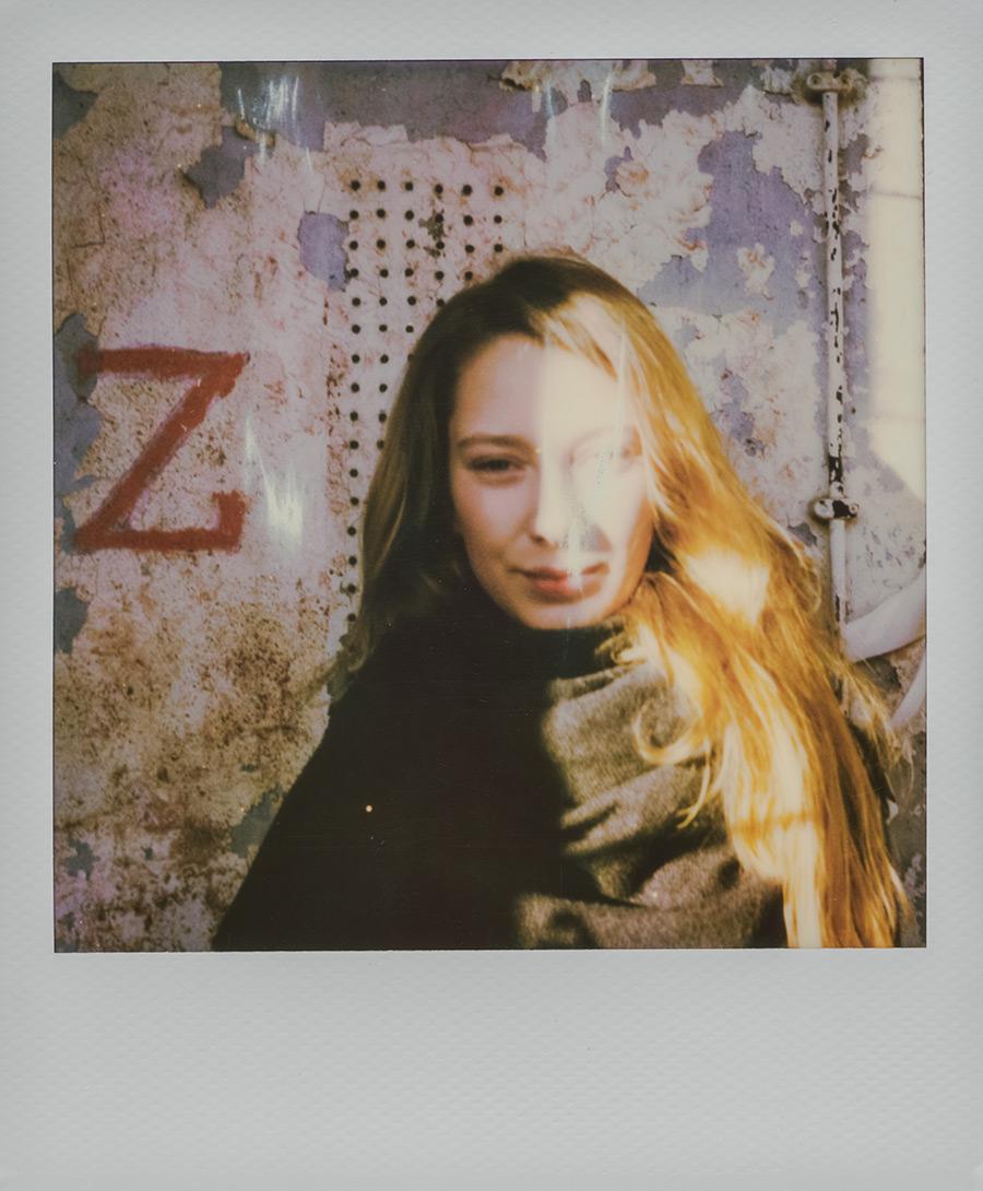 Polaroid, z, Antje Kröger