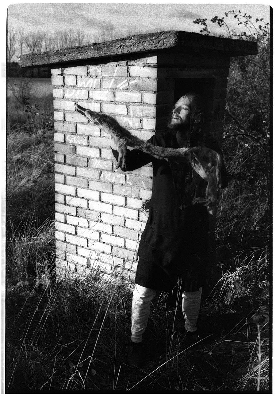 Fuchs-falle, Fotoserie von Antje Kröger