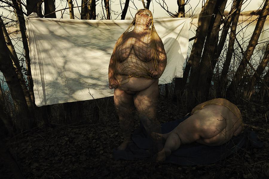 Die Wälin Fotoserie Antje Kröger