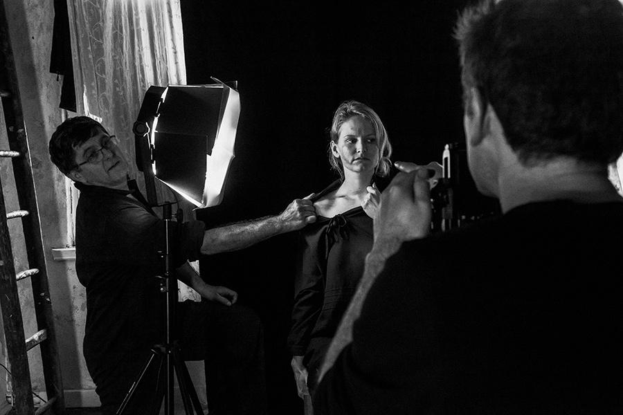 Meisterklasse Menschenfotografie bei Antje Kröger