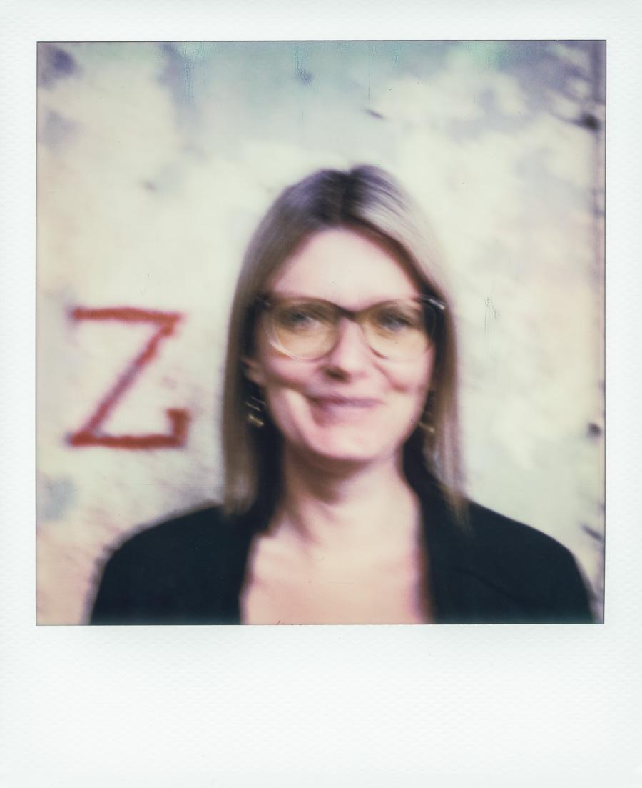 Polaroid, Fotokunst Antje Kroegerr