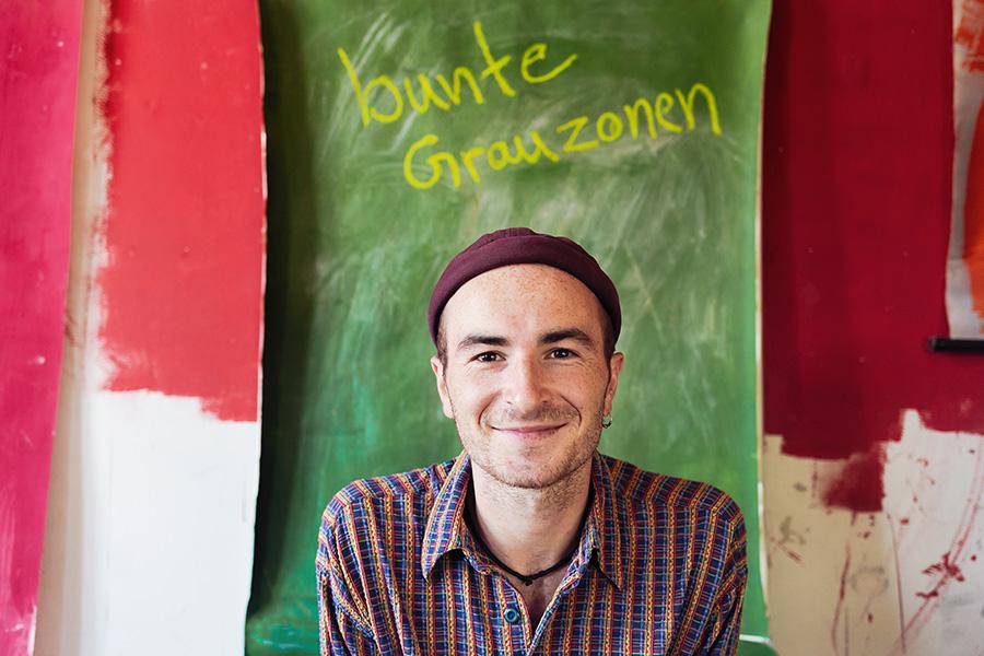 FRESSE ZEIGEN ANSTATT FRESSE HALTEN: Joke Reinecke, 2ersitz