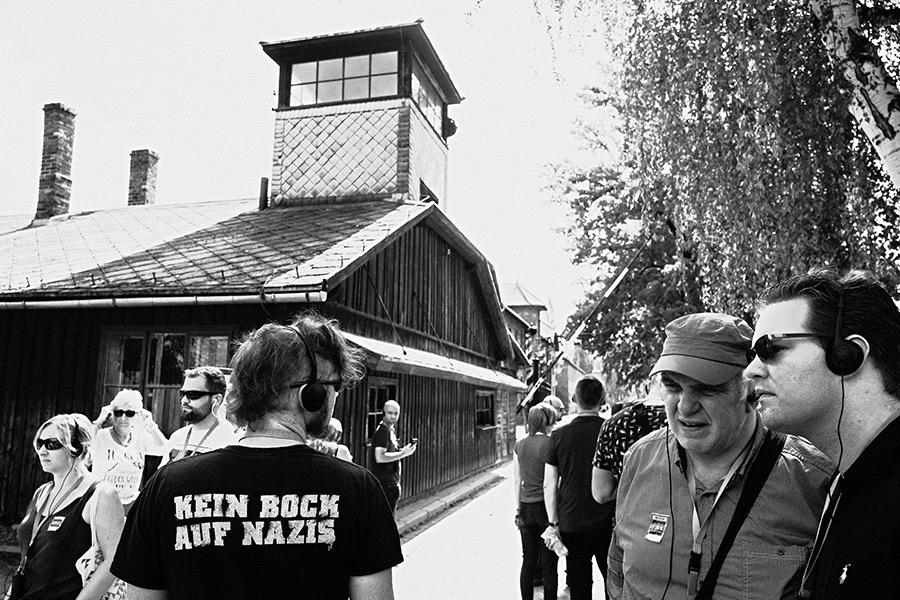 Oświęcim (Auschwitz), Juli 2018