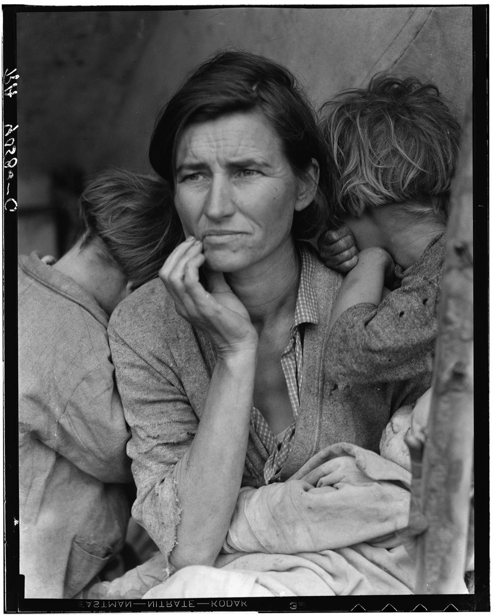 Dorothea-Lange_Migrant-Mother_1936