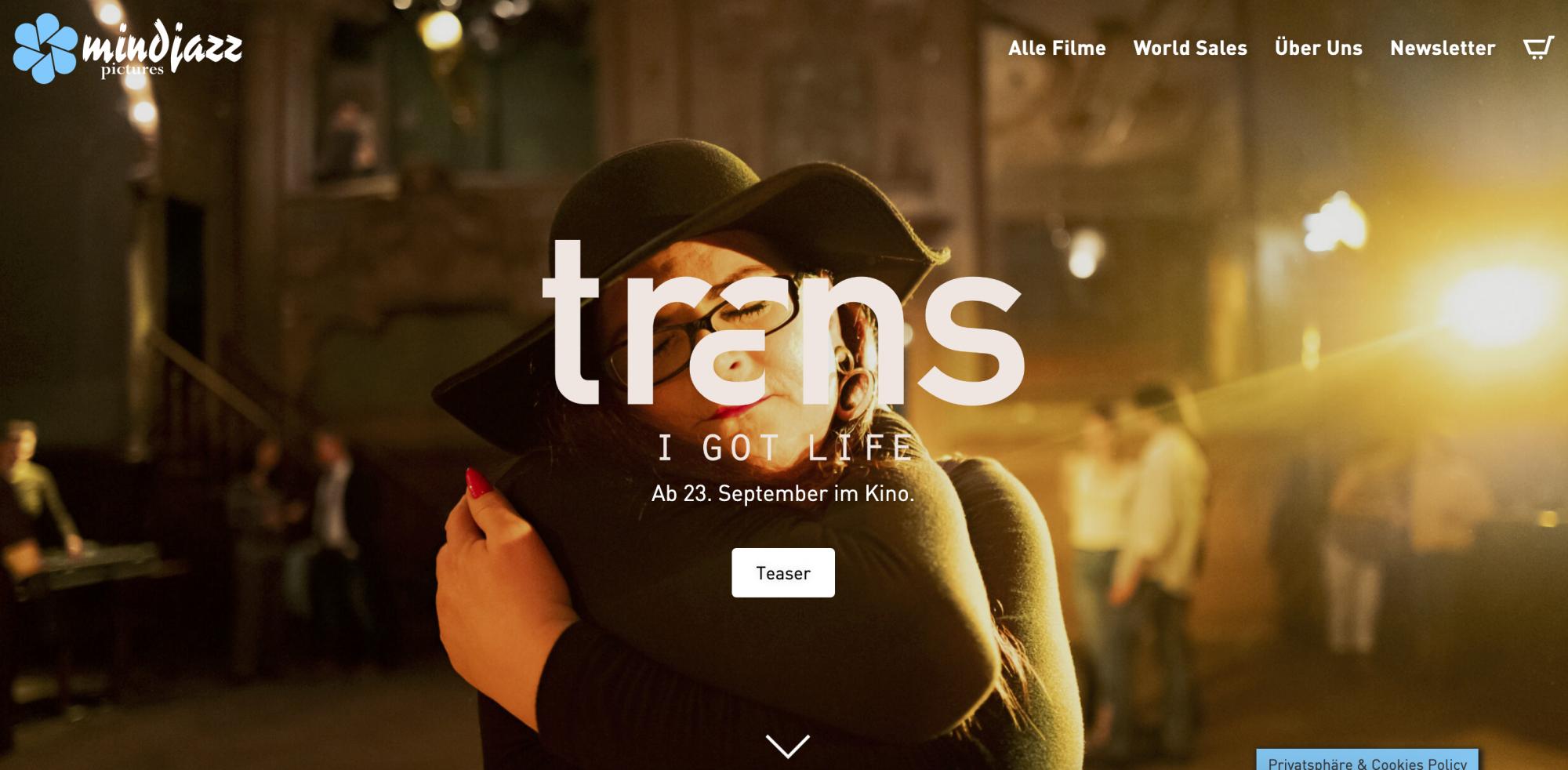 TRANS - I GOT LIFE_antjekroeger