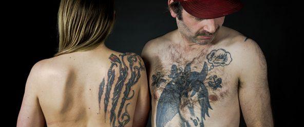Grassi invites 4 Tattoo&Piercing - Antje Kroeger
