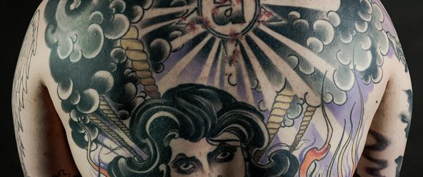 Grassi invites 4 Tattoo&Piercing – Antje fotografiert