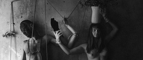 Menschmaschine Fotokunst Antje Kröger