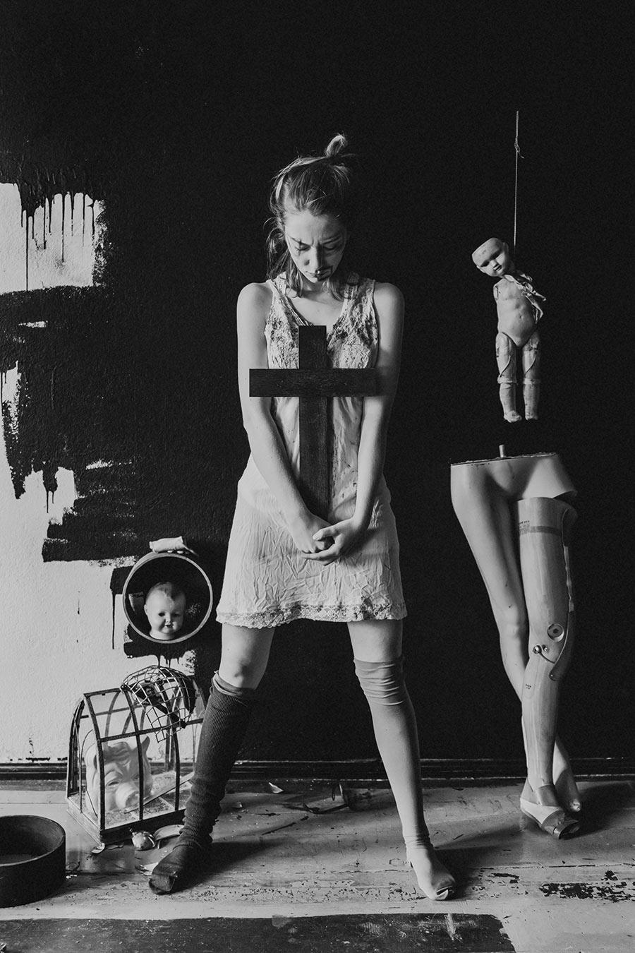 Das Konklave der Narren_Fotoserie von Antje Kröger